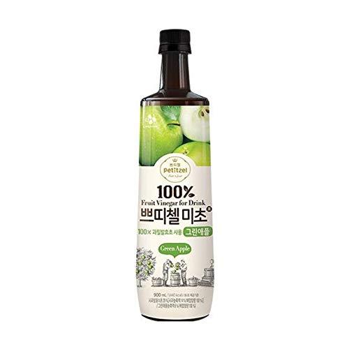 プチジェル美酢 グリーンアップル 900ml