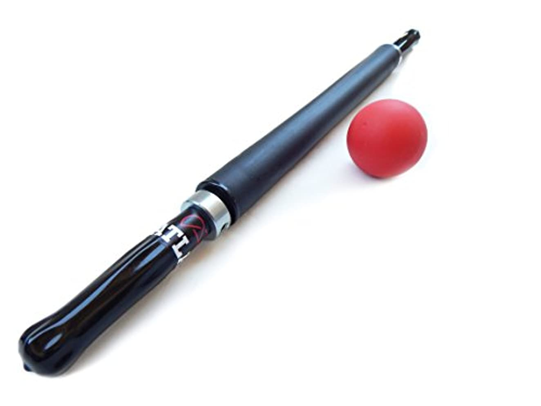 おびえた敬な杖高密度携帯マッスルマッサージローラー – マッスルのローラートリガーポイント筋肉マッサージ& Pain Relief