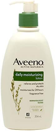 Aveeno Daily Moisturizing Body Lotion, 354ml