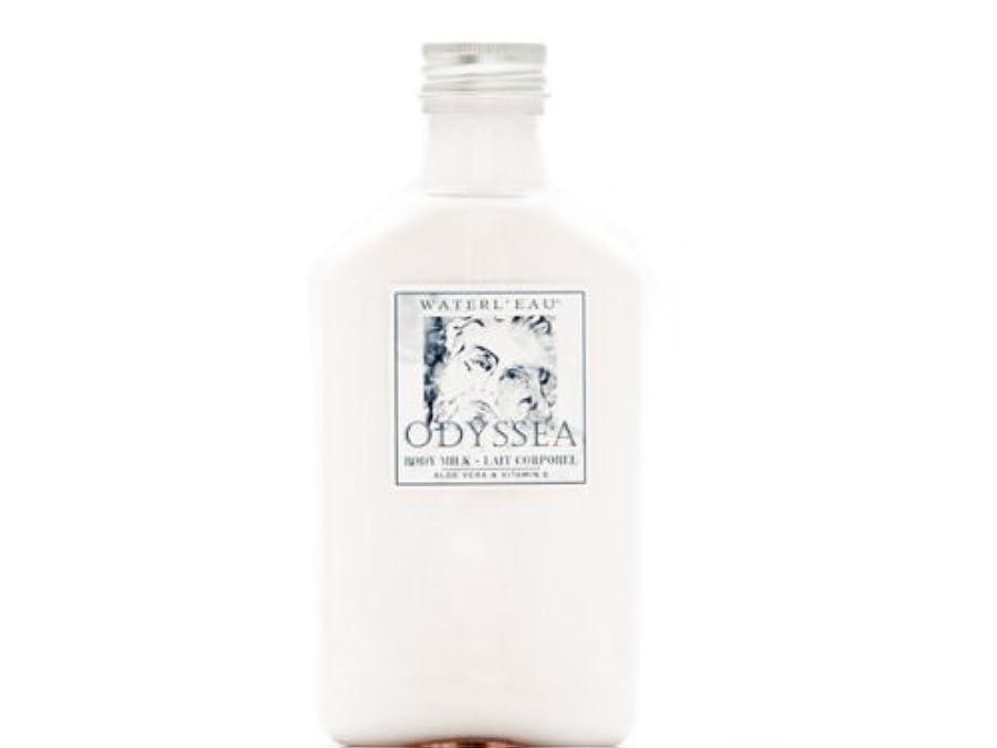 地元バッジレギュラーウォーターロー(ワーテルロー) オデュッシー ボディミルク 250ml WATERL'EAU ODYSSEA BODY MILK