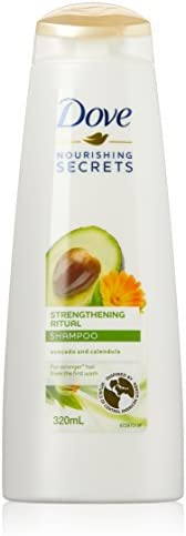 Dove Nourishing Secrets Shampoo Strengthening Ritual  5 x  320ml