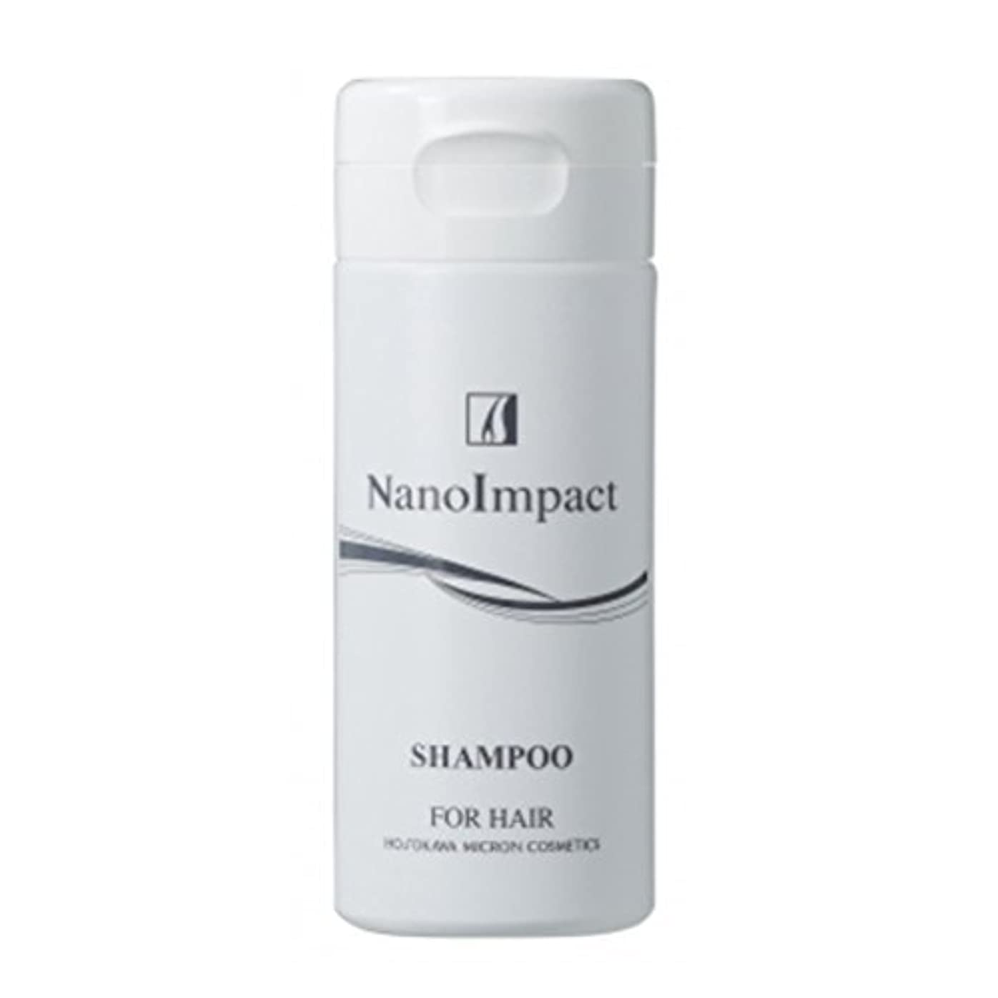 マサッチョスナック禁止ホソカワミクロン化粧品 薬用ナノインパクトシャンプー<150g> 【医薬部外品/薬用シャンプー】