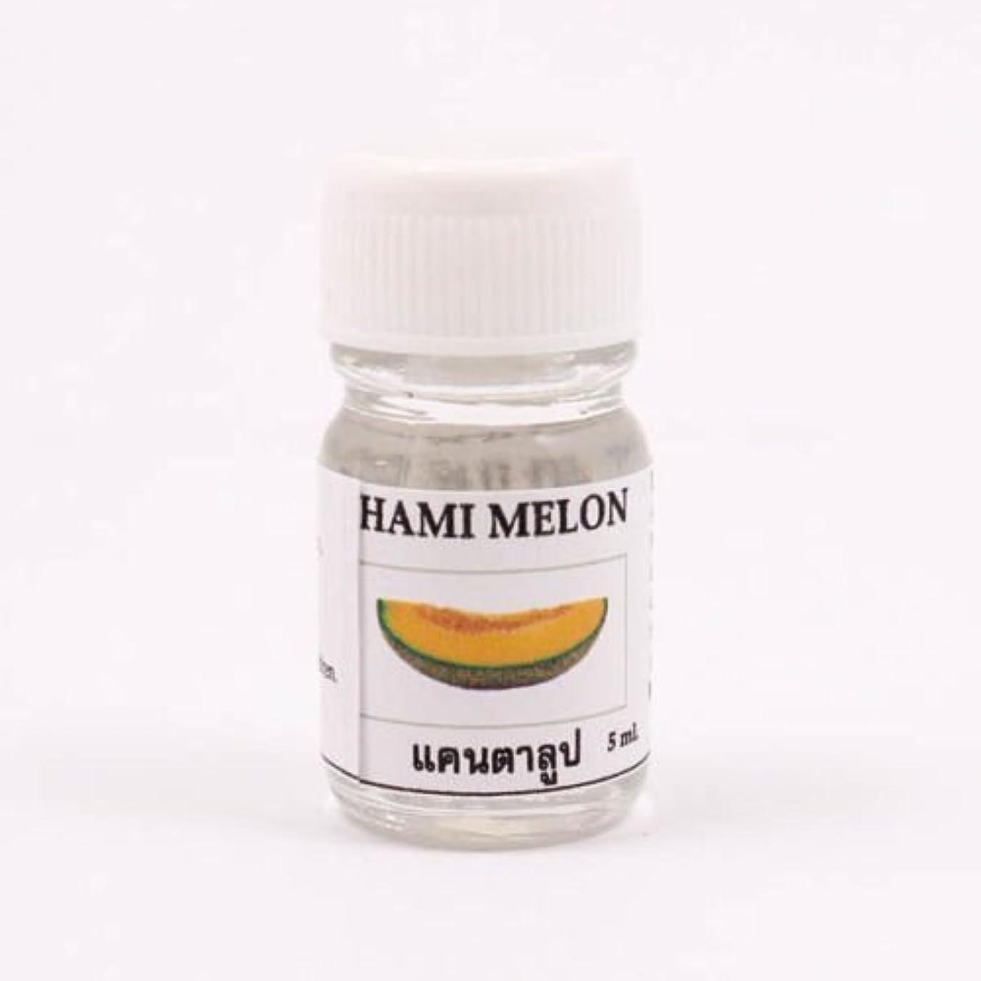 詳細なポジティブ用量6X Hami Melon Aroma Fragrance Essential Oil 5ML cc Diffuser Burner Therapy