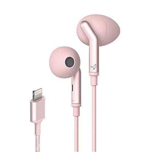 Libratone Q ADAPT LIGHTING IN-EAR イヤホン  Rose Pink  LI0030000AS6007