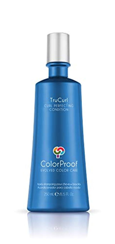殺人資源ミットColorProof Evolved Color Care Trucurl Curl Perfecting Conditioner, 8.5 Fl Oz