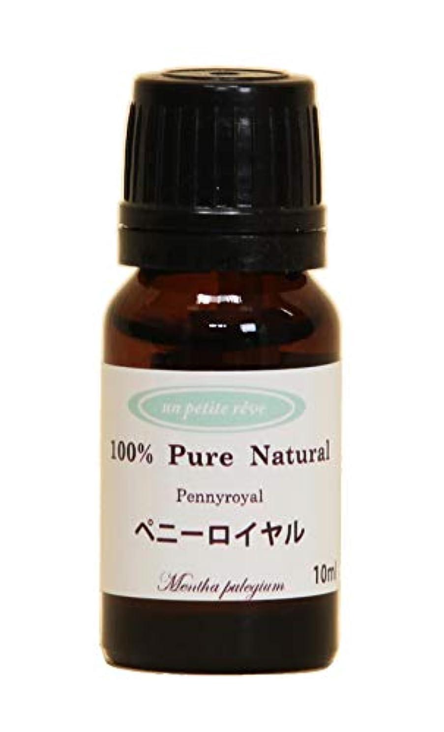 十二ボア雨のペニーロイヤル  10ml 100%天然アロマエッセンシャルオイル(精油)