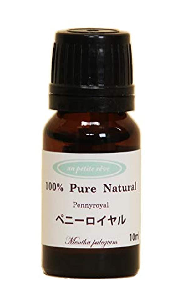 条件付き作る代わりにペニーロイヤル  10ml 100%天然アロマエッセンシャルオイル(精油)