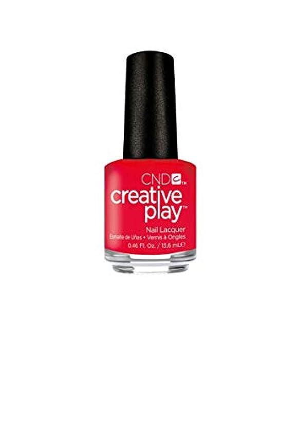 反毒ばかげている指定するCND Creative Play Lacquer - Coral Me Later - 0.46oz / 13.6ml