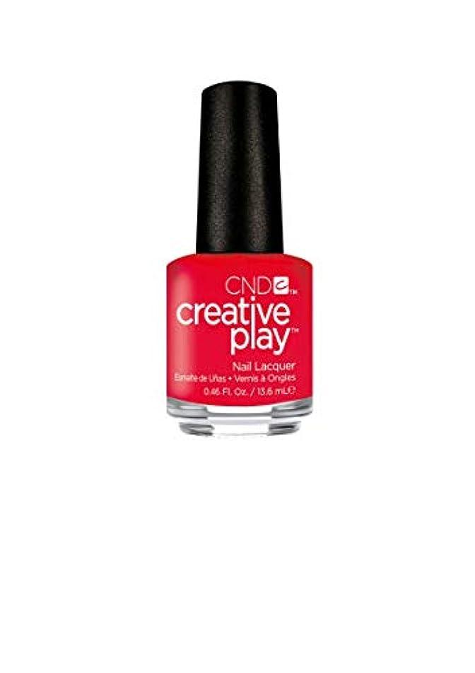だます許容できる活力CND Creative Play Lacquer - Coral Me Later - 0.46oz / 13.6ml