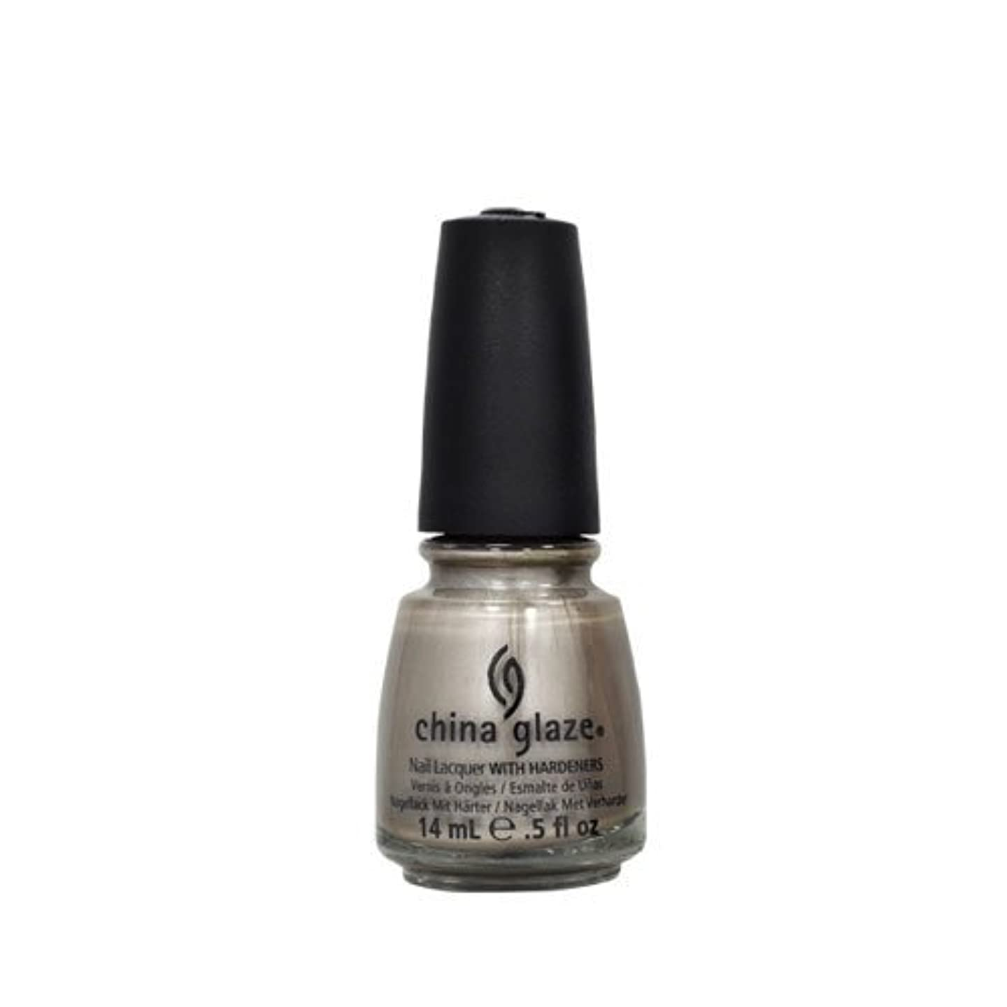 インタフェース聴覚足首(6 Pack) CHINA GLAZE Capitol Colours - The Hunger Games Collection - Hook and Line (並行輸入品)