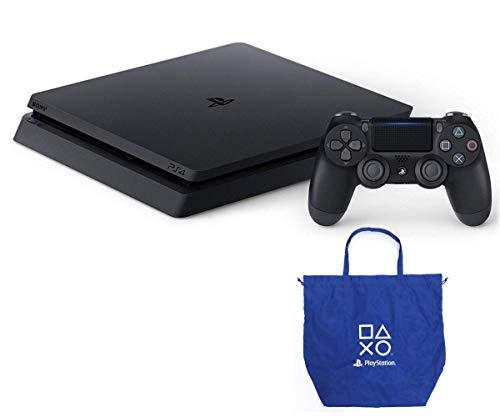 PlayStation 4 ジェット・ブラック 1TB【Amazon.co.jp特典】ギフトバッグ付