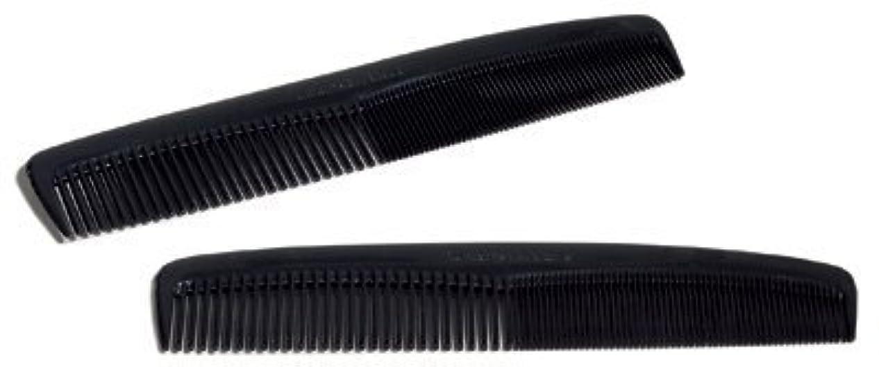 ギャラリー方法オーバーフローGF Health 1771B Plastic Medium Comb, 7