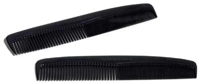 設計図サイトライン発明GF Health 1771B Plastic Medium Comb, 7
