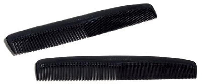 国民投票野球音楽GF Health 1771B Plastic Medium Comb, 7