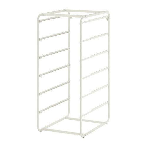 RoomClip商品情報 - IKEA(イケア) ALGOT 100 cm 90218523 フレーム、ホワイト