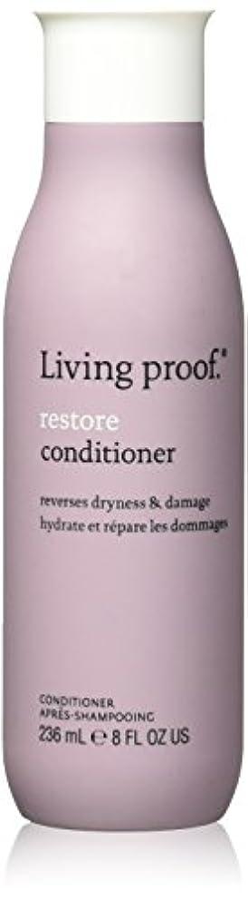 Living Proof 復元コンディショナー8オンス(2パック)