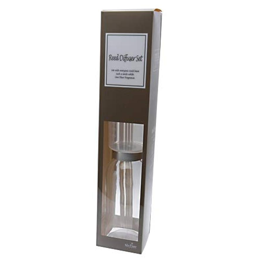 高さサラミ膜ユヌフルール リードディフューザーセット6