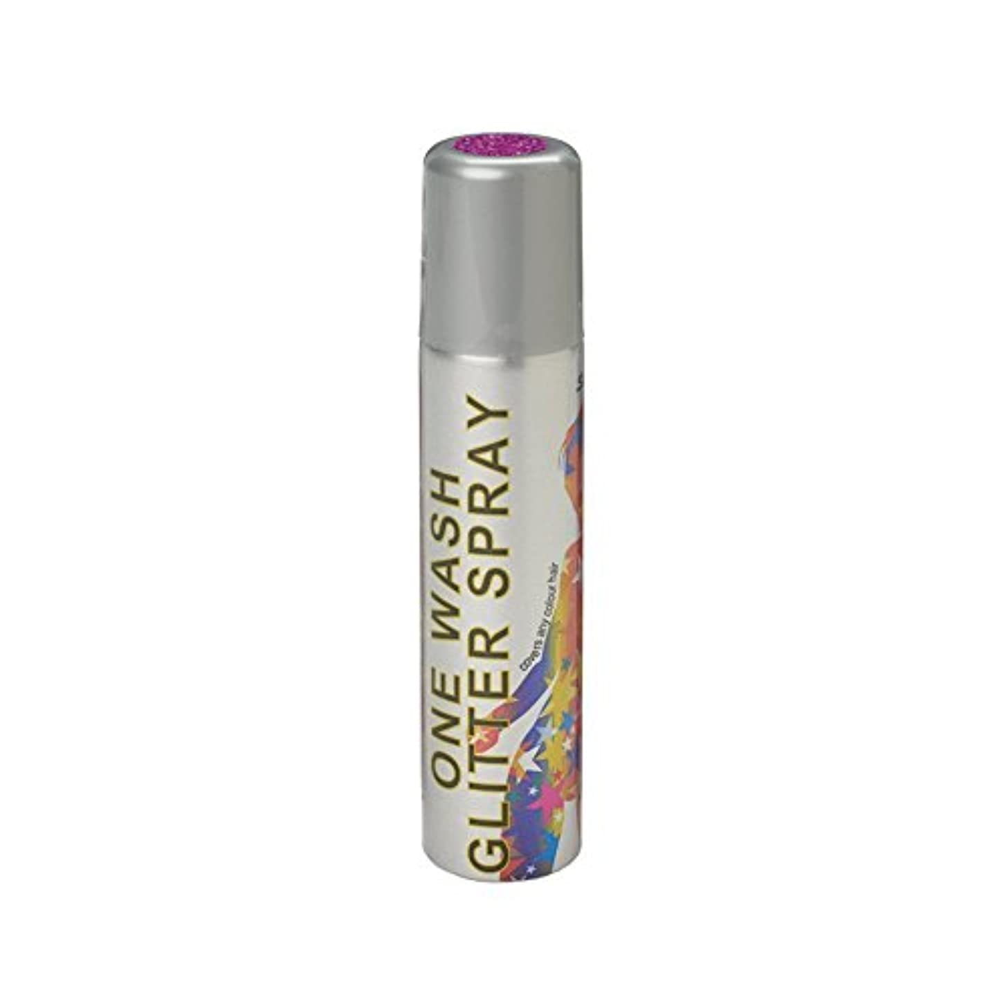 すり減る処分したスペアスターゲイザー ワンウォッシュ グリッタースプレー 75ml グリッターパープル