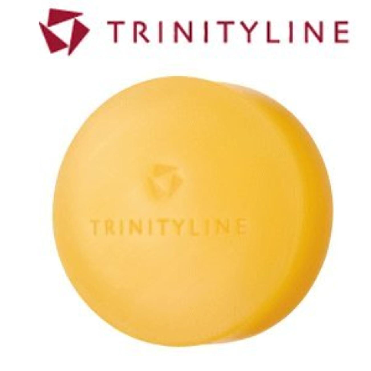 コンプライアンスご注意リスTRINITY LINE/トリニティーライン マイルドピールソープ 100g 美容 洗顔