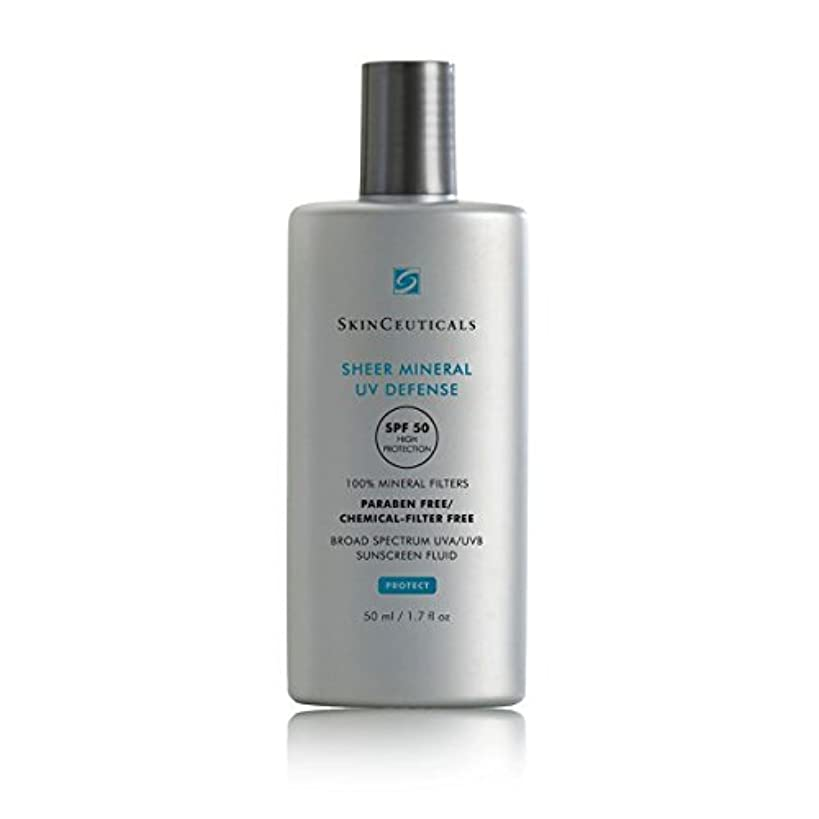 保全読者有能なSkinceuticals Protect Sheer Mineral Uv Defense Spf50 50ml [並行輸入品]
