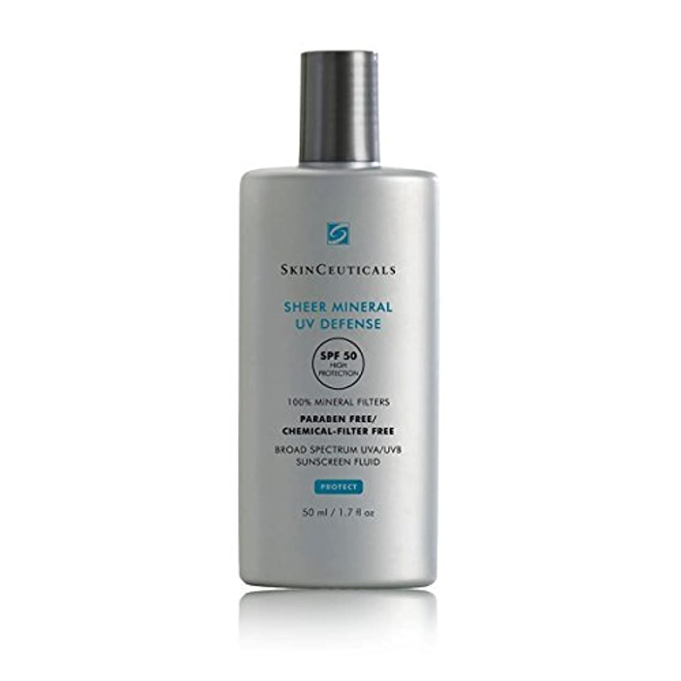 フォーマット麺クラフトSkinceuticals Protect Sheer Mineral Uv Defense Spf50 50ml [並行輸入品]