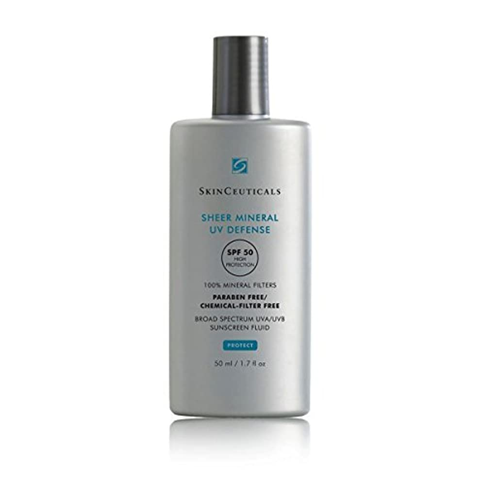 Skinceuticals Protect Sheer Mineral Uv Defense Spf50 50ml [並行輸入品]