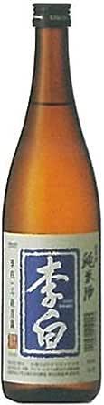 李白 純米酒 720ml