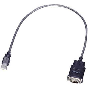 【2001年モデル】ELECOM USB to シリアルケーブル 0.5m UC-SGT