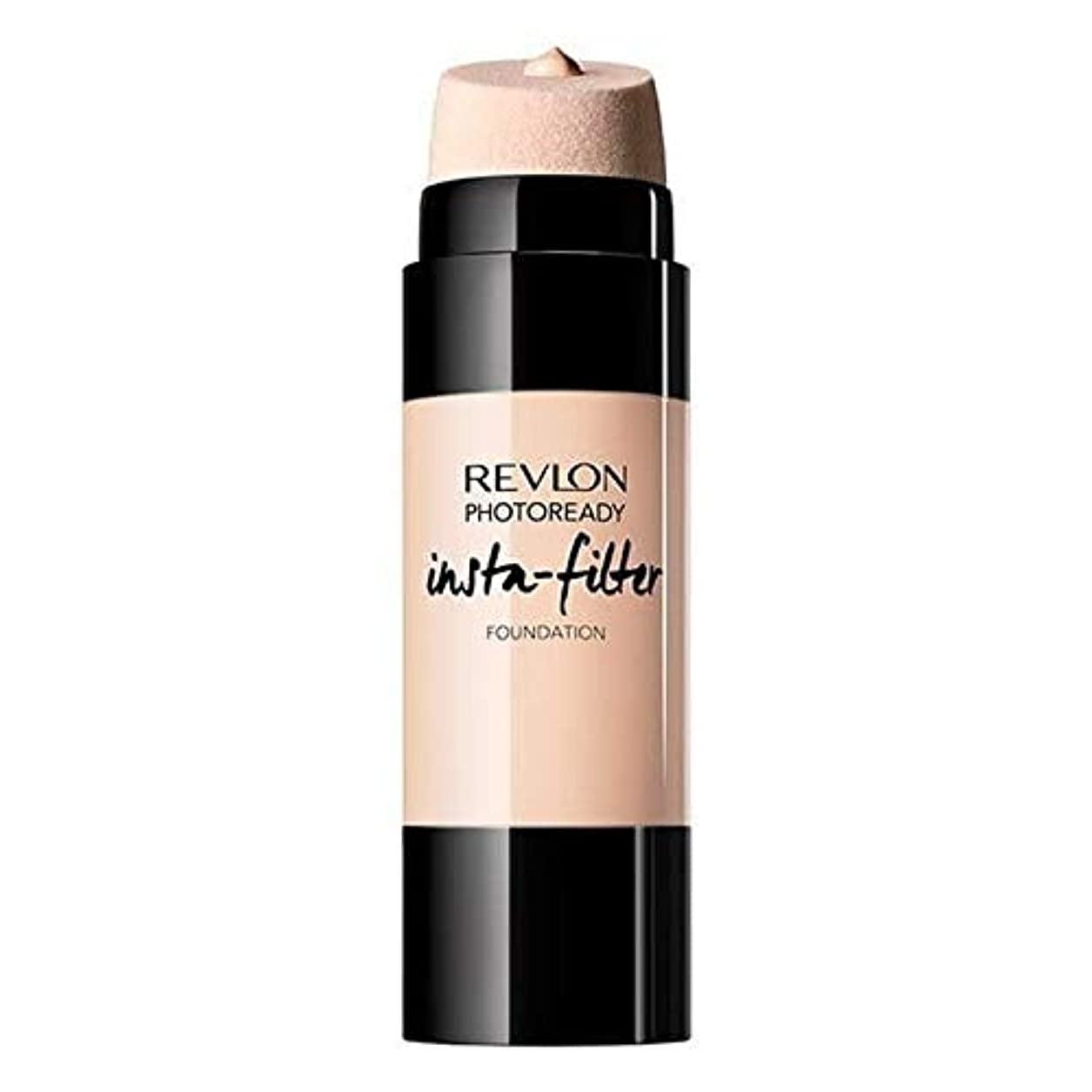 最高知人孤独[Revlon ] レブロンPhotoready Instafilter基礎アイボリー - Revlon PhotoReady Instafilter Foundation Ivory [並行輸入品]