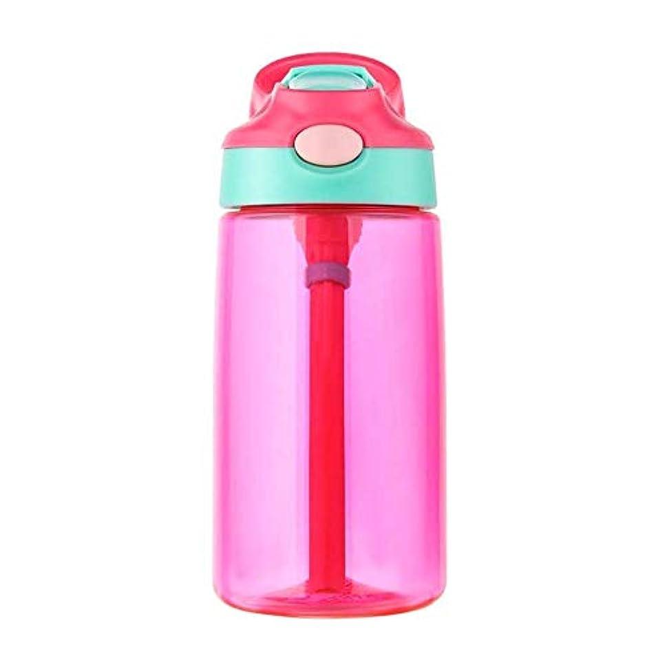 退化する人生を作るニンニクスポーツボトルポータブル、わら500ミリリットルtritanプラスチックボトル用子供ボトル用スポーツボトルボトルポータブル飲料ボトル