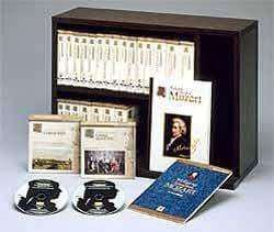 モーツァルト大全集 (全24巻/CD180枚組)(DVD付)