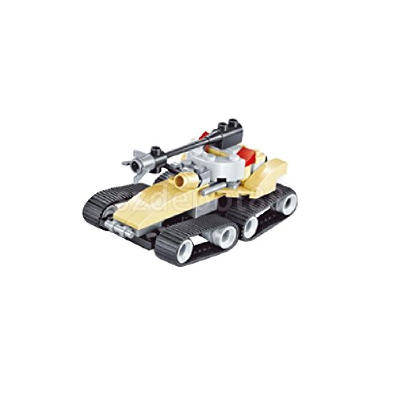 子供DIYアセンブリプラスチックビルディングブロック教育玩具29017 – 4