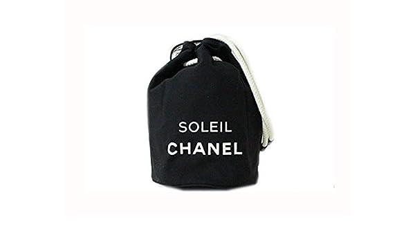64cf9b61806c Amazon | [シャネル] CHANEL ソレイユ ノベルティ 巾着バッグ【中古】 | CHANEL(シャネル) | レディースバッグ・財布