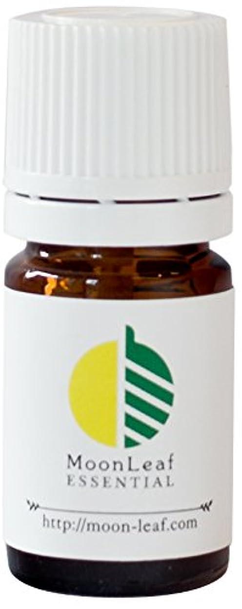 年齢罪消毒剤MoonLeaf エッセンシャルオイル ティートリー 3ml