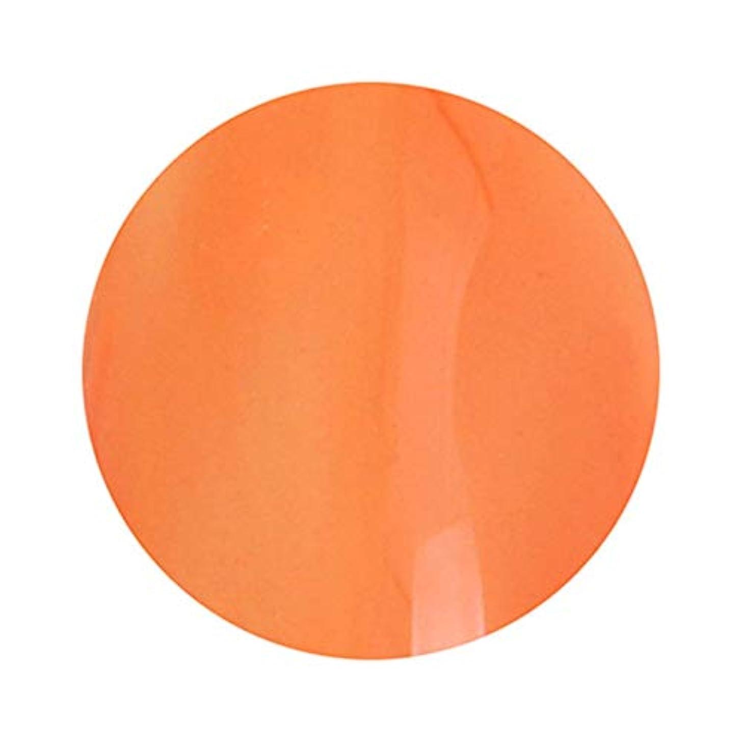 魅力的であることへのアピール基礎コメントT-GEL COLLECTION ティージェルコレクション カラージェル D235 クリアダークオレンジ 4ml