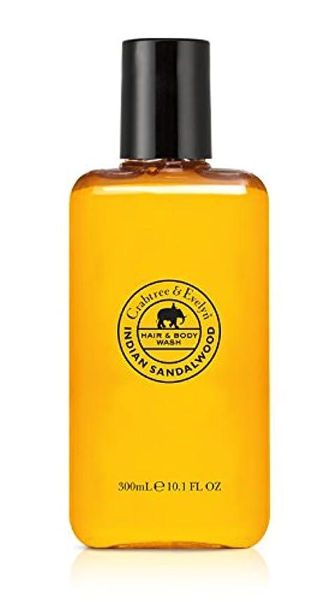 あざ必要としているホイップIndian Sandalwood Hair and Body Wash