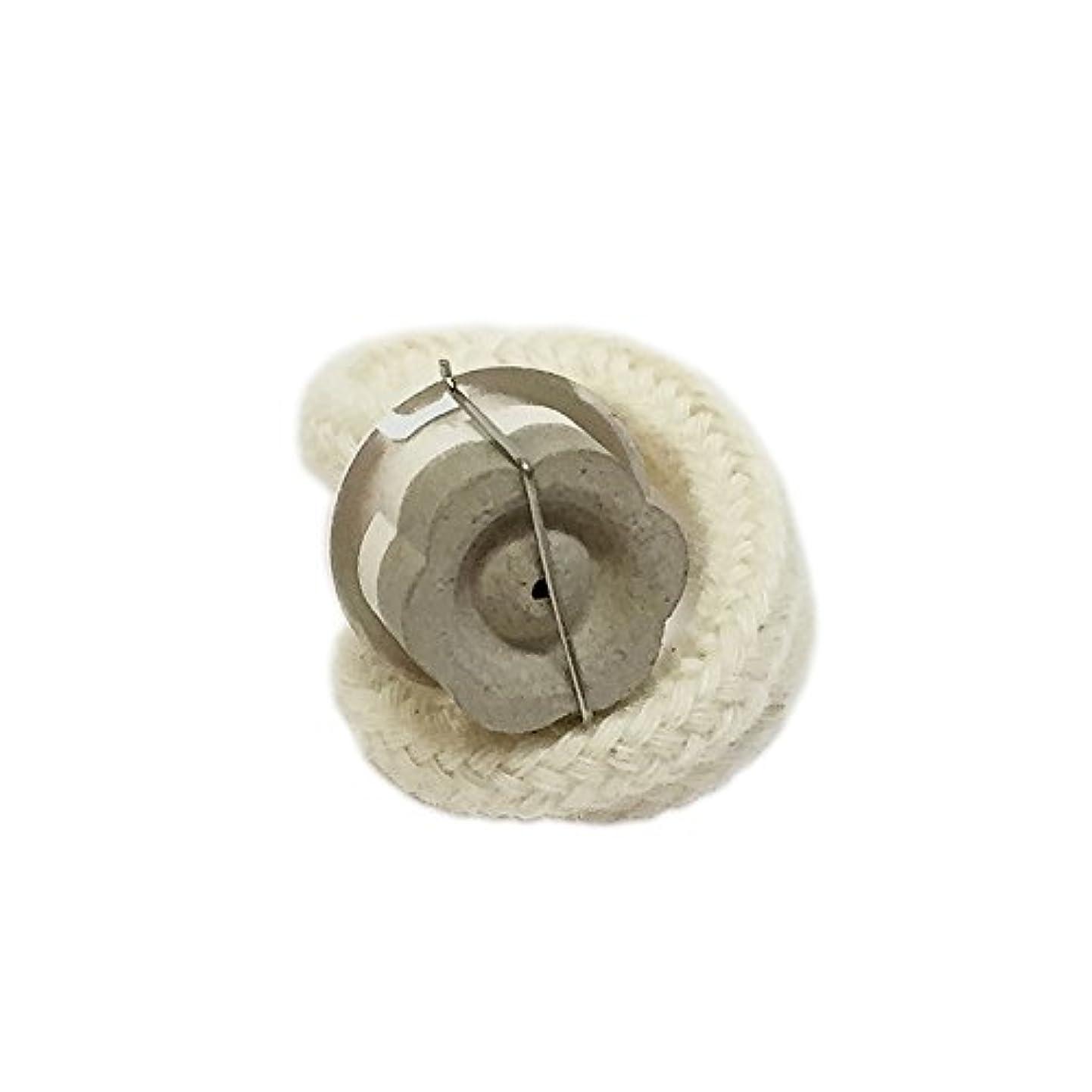 アジテーション心理的に悪行ミニランプ用 交換バーナー (シルバー) セラミック芯