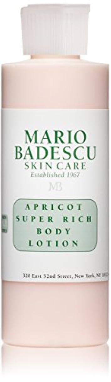 革新奨励証明マリオ バデスク Apricot Super Rich Body Lotion - For All Skin Types 177ml/6oz