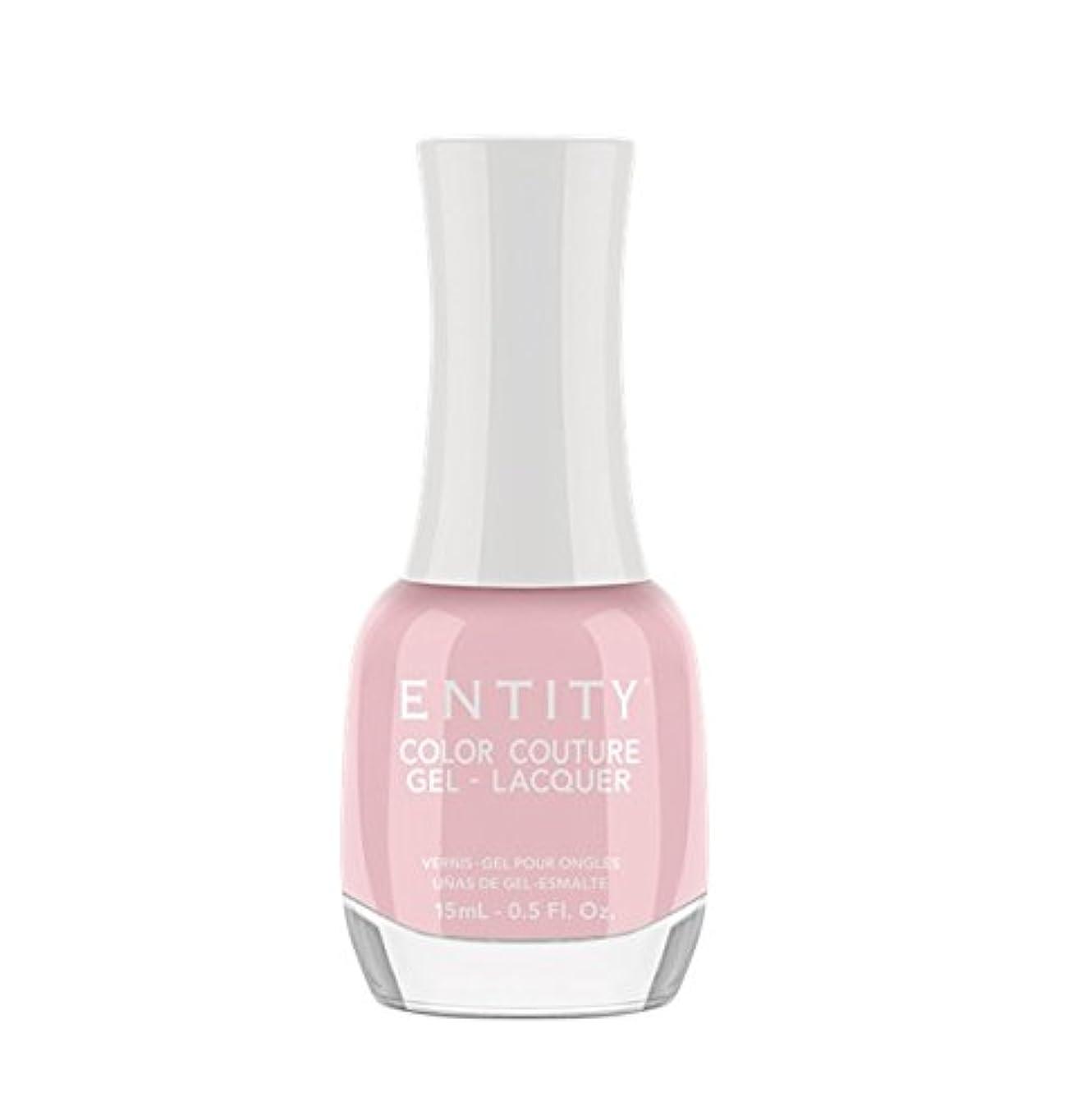 真面目な推進、動かす準備Entity Color Couture Gel-Lacquer - Boho Chic - 15 ml/0.5 oz