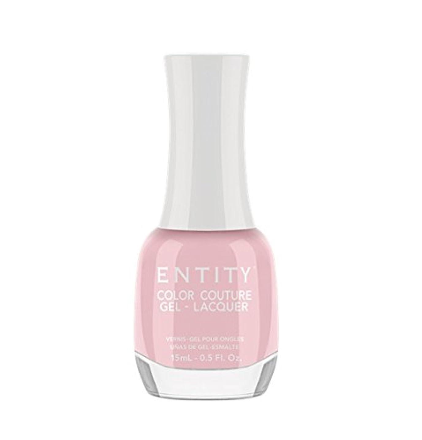 悪意グラフィック息子Entity Color Couture Gel-Lacquer - Boho Chic - 15 ml/0.5 oz