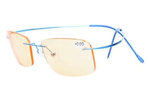アイキーパー(Eyekepper)オレンジ色レンズ カラーレ...
