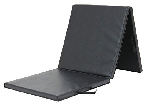 KaRaDaStyle マット 体操 ヨガ ボルダリング 防音 運動用 スポーツマット 重反発ウレタン 180×60×4cm