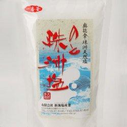 新海塩産業 のと珠洲塩(一番釜) 350g