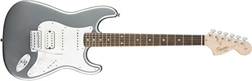 Squier by Fender エレキギター Affinity Series™ Stratocaster® HSS, Laurel Fingerboard, Slick Silver