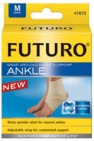 Futuro Ankle Around Support Wrap # 47875, Medium/ Pack, by Futuro