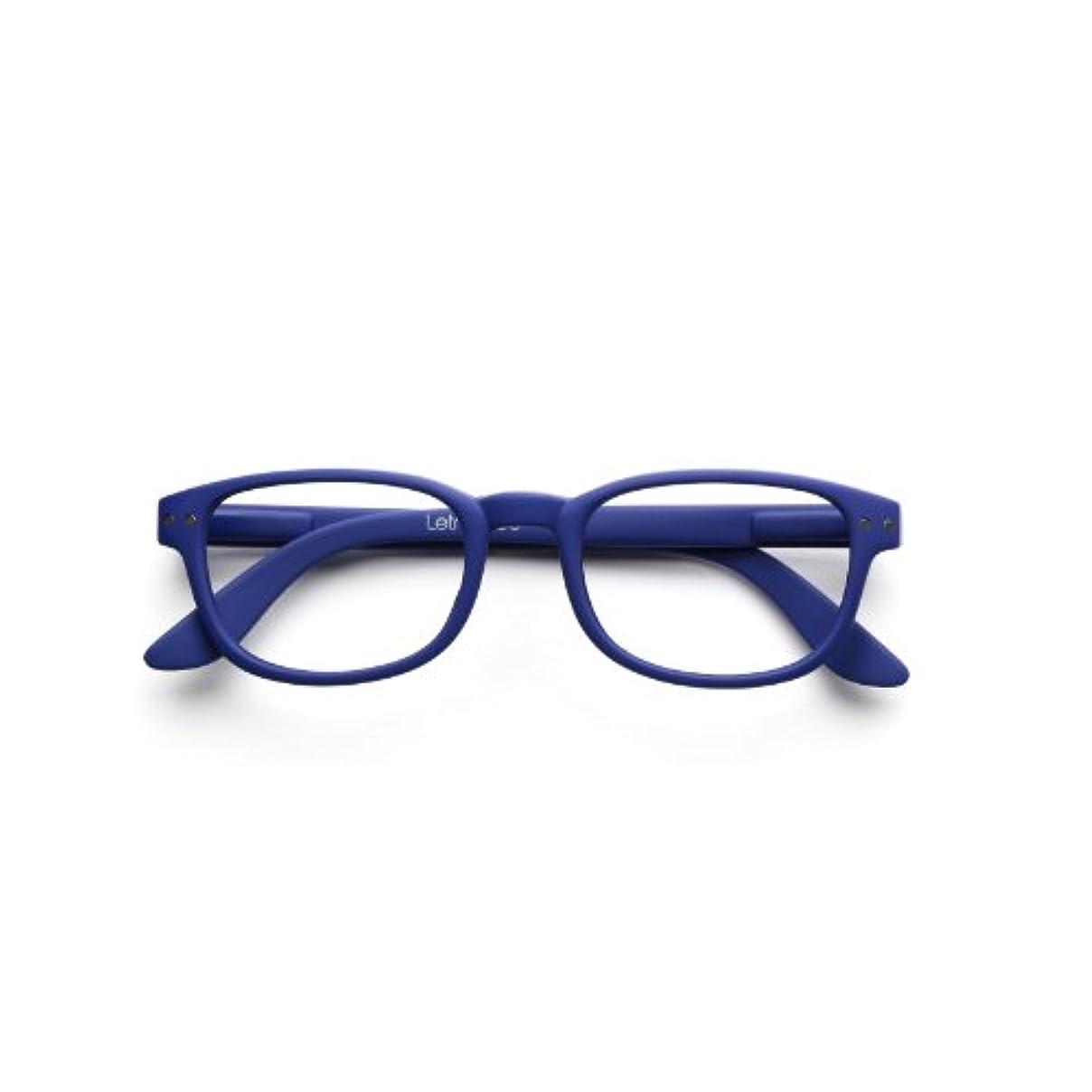 動物園ゴシップ運営イジピジ リーディンググラス +1.0#B-BLUE