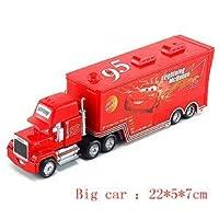 LIFEホットディズニーピクサー車 3 おもちゃ嵐 · ジャクソン照明マックイーン Mac トラック玩具車子クリスマス誕生日プレゼントレア おもちゃの車のる