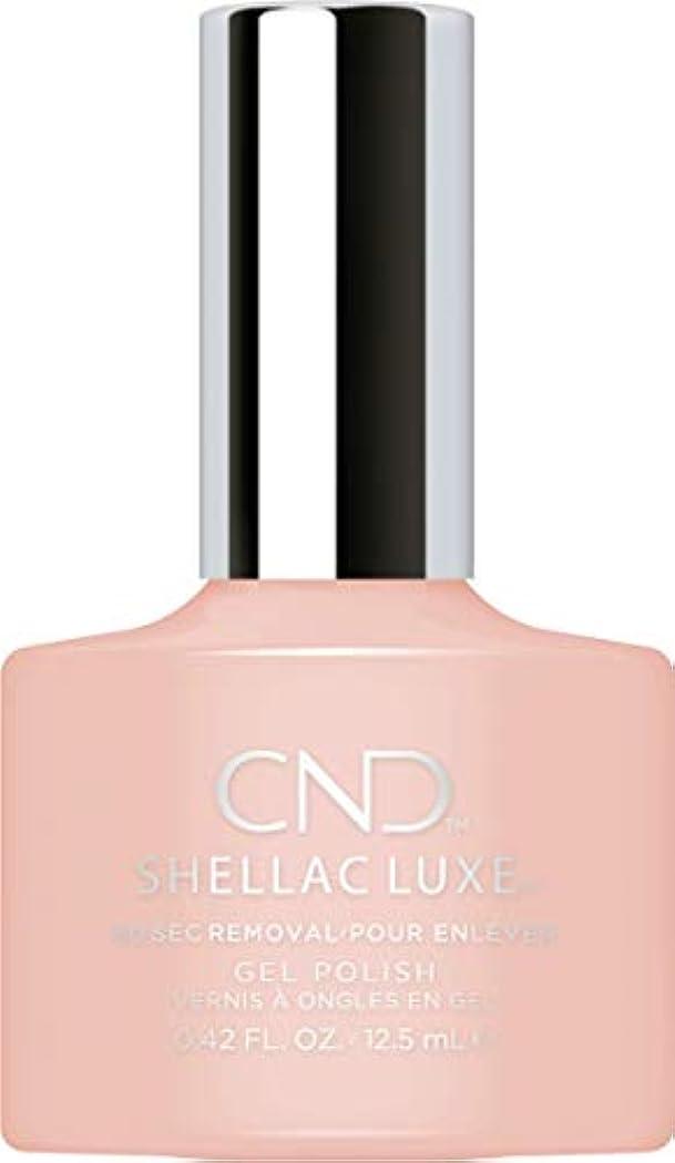 前売心から振動するCND Shellac Luxe - Unmasked - 12.5 ml / 0.42 oz