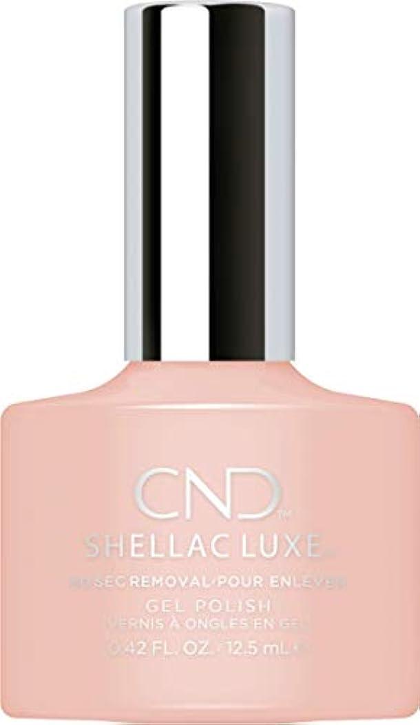 メニュー設計図和CND Shellac Luxe - Unmasked - 12.5 ml / 0.42 oz