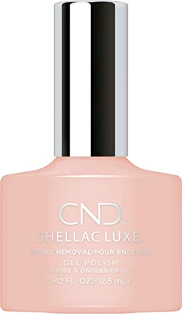 高潔な不器用大きいCND Shellac Luxe - Unmasked - 12.5 ml / 0.42 oz
